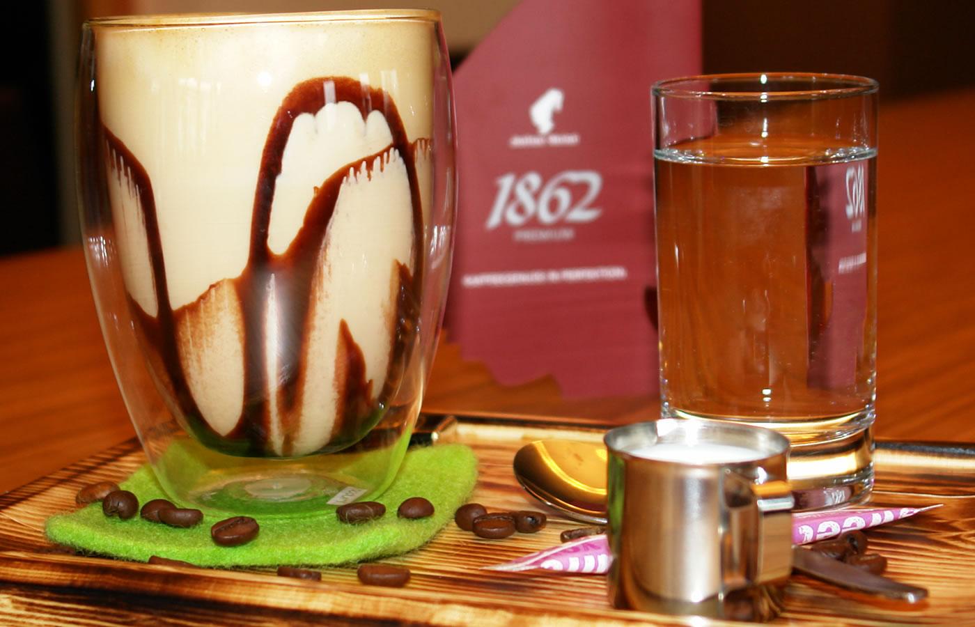 Leckere Kaffeespezialitäten für die Ihren Sommer-Urlaub in Fiss, Tirol.