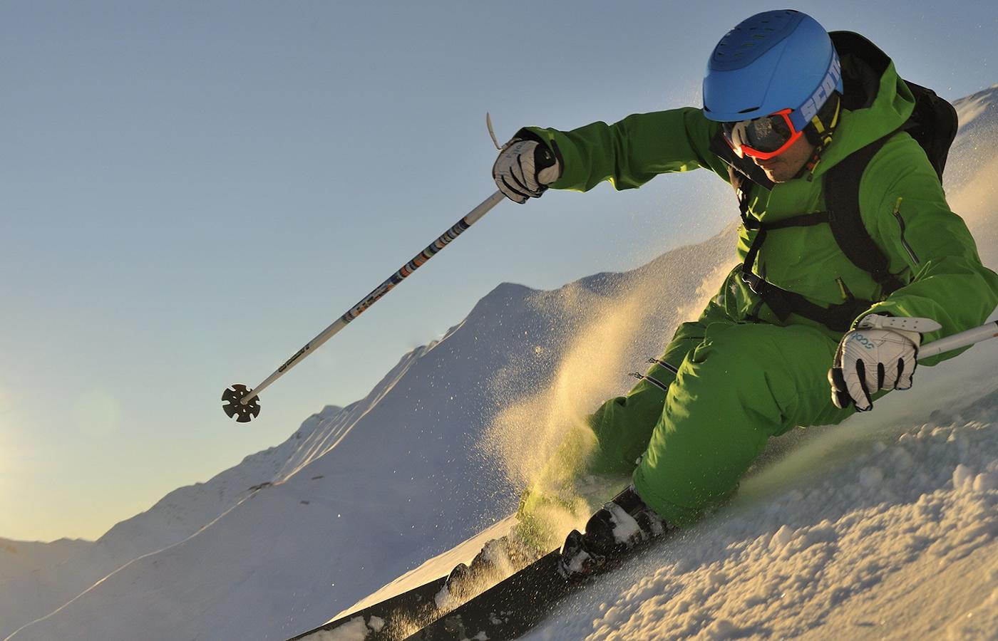 Ski fahren in Serfaus-Fiss-Ladis in Österreich!